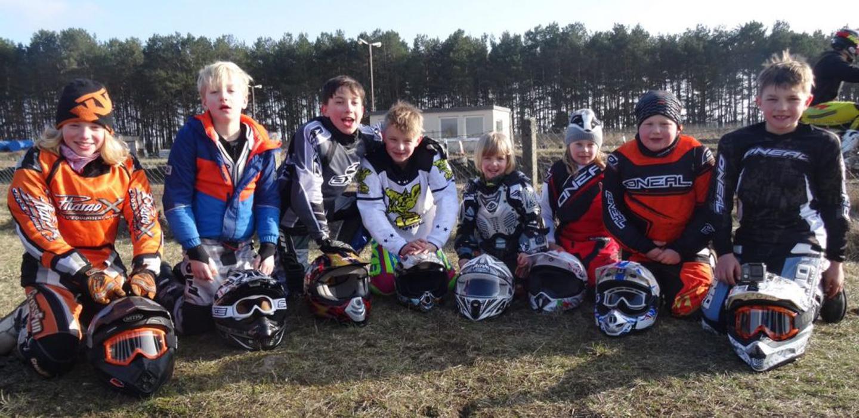 Motocross Nachwuchs